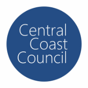 Logo Central coast council